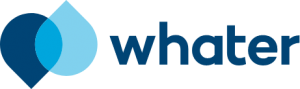 Logotipo Whater APP   SaniWhater