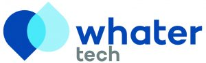 Logotipo Whater TECH   SaniWhater